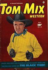 Tom Mix Western Comics