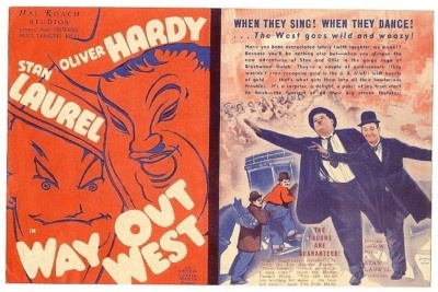 Way Out West advertisment