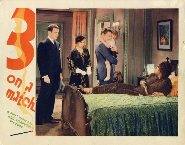 3 On A Match lobby card