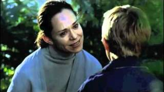 A.I. (2001 Spielberg) Frances O' Connor and Haley Joel Osment