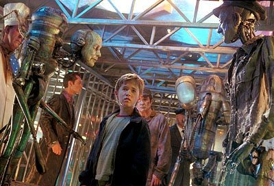 A.I. (2001 Spielberg) Haley Joel Osment