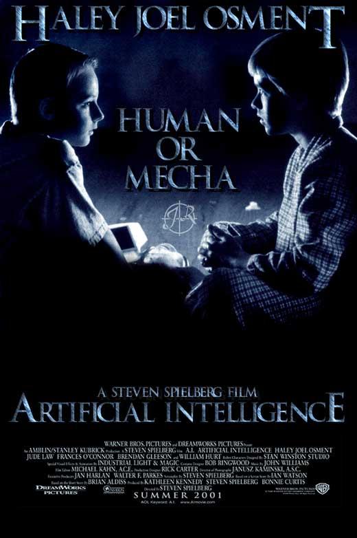 A I Artificial Intelligence 2001 Alfred Eaker