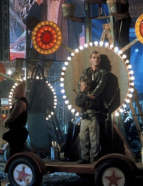 A.I. (2001 Spielberg) the flesh fair