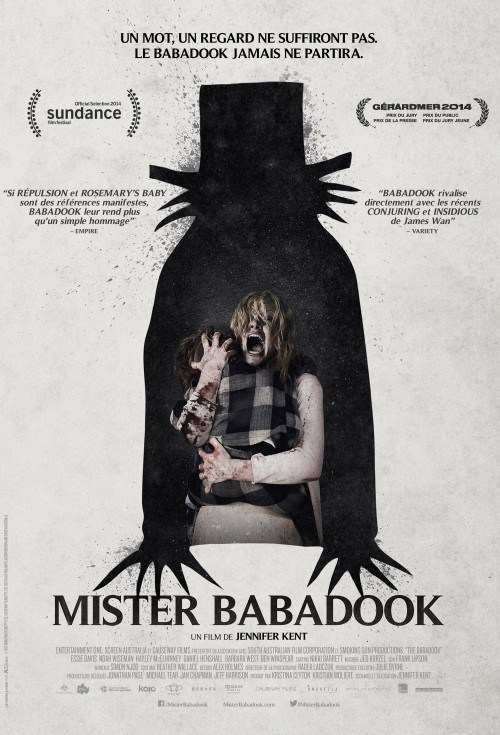 BABADOOK (2014) poster