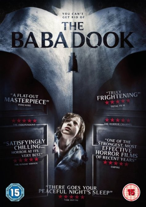 BABADOOK (2014) theatrical poster