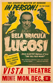 BELA LUGOSI IN PERSON