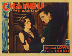CHANDU THE MAGICIAN 1932 LOBBY CARD