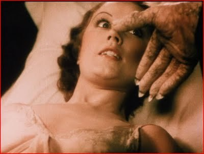 DOCTOR X (1932 dir. Curtiz) Fay Wray