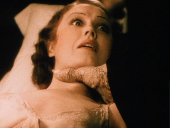 DOCTOR X (1933) FAY WRAY