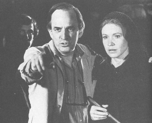 Ingmar Bergman directing The Magic Flute