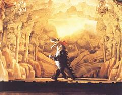 Ingmar Bergman The Magic Flute (the dragon)