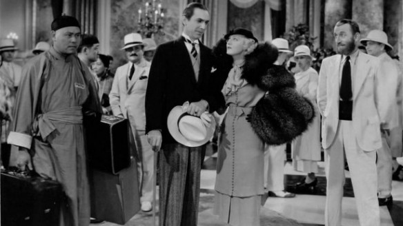 INTERNATIONAL HOUSE (1933) Bela Lugosi