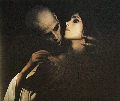 Nosferatu (1979 dir. Herzog) Isabelle Adjani, Klaus Kinski