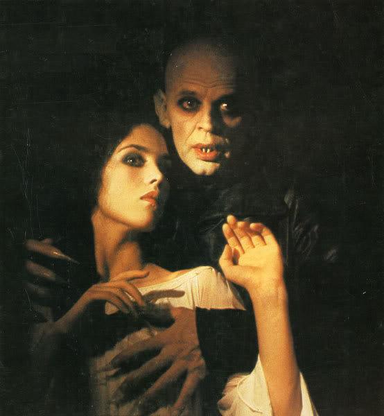 Nosferatu (1979) Isabelle Adjani & Klaus Kinski