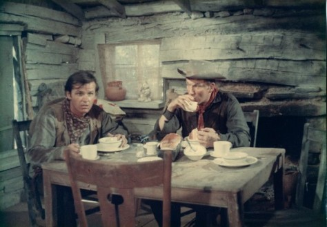 RIDE IN THE WHIRLWIND (1966) Jack Nicholson, Cameron Mitchell