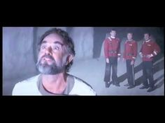 STAR TREK V- THE FINAL FRONTIER (1989) Laurence Luckenbill, Leonard Nimoy, De Forest Kelly, William Shatner