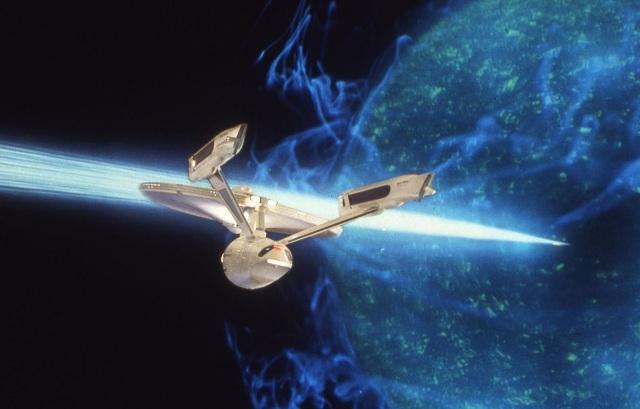 STAR TREK V- THE FINAL FRONTIER (1989)