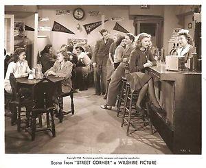 Street Corner (1948) lobby card