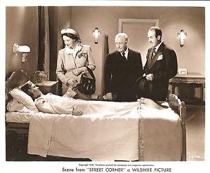 Street Corner (1948) lobby card.