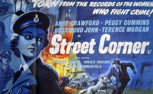 Street Corner (1948) poster