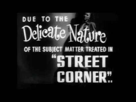 Street Corner (1948) screenshot