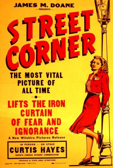 Street Corner (1948) theatrical poster