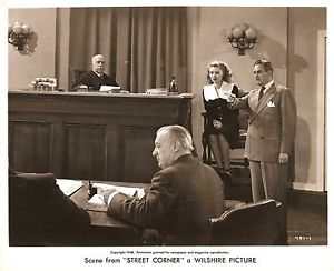 StreetCorner 1948 lobby card
