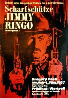 The Gunfighter (1950 dir. Henry King) Gregory Peck