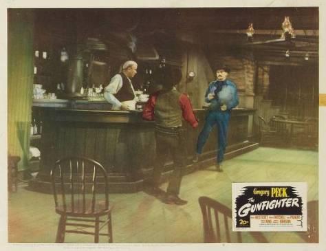 The Gunfighter (1950) lobby card