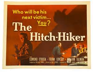 The Hitch-Hiker (1953 dir. Ida Lupino) Lobby card