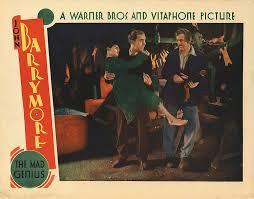 THE MAD GENIUS (1931 DIR. CURTIZ) Lobby card
