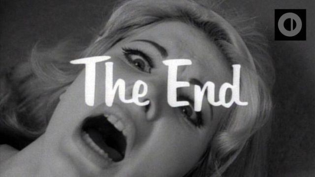 BAD GIRLS GO TO HELL (1965) The End