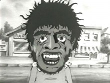 Betty Boop M.D. (Frederich March as Mr. Hyde)