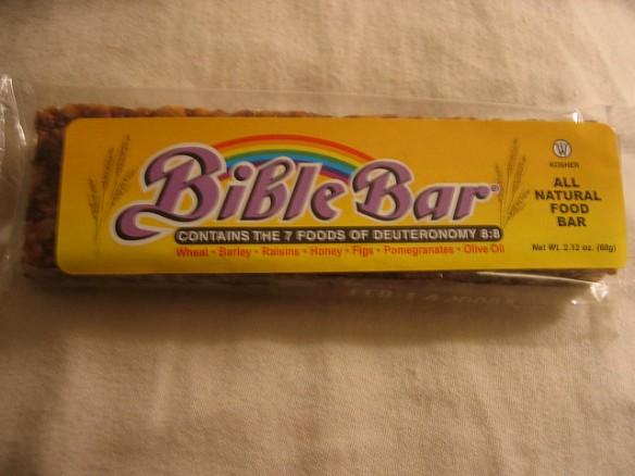 BIBLE BAR