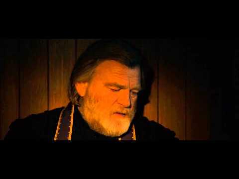 Calvary (2014 John Michael McDonagh) Brendan Gleeson. Opening scene