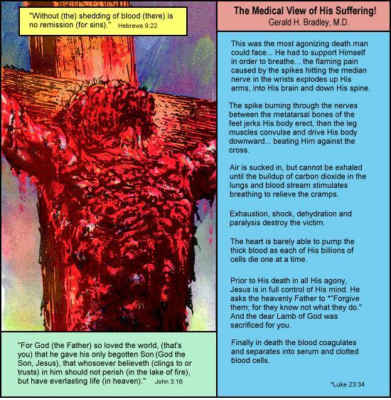 CHICK TRACTS (JESUS AS HAMBURGER)