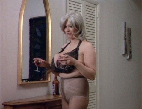 Deadly Weapons (1974) Chesty Morgan