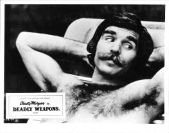 DEADLY WEAPONS (1974 Doris Wishman) lobby card