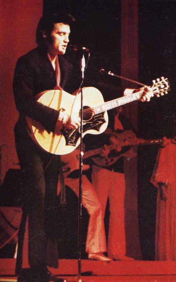 Elvis Presely 1969