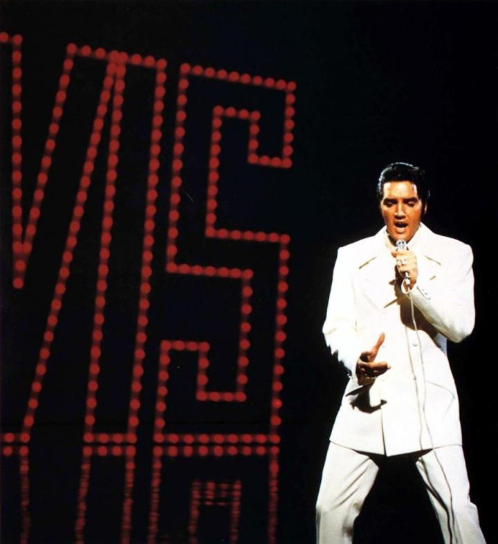 Elvis Presely If I Can Dream 1968