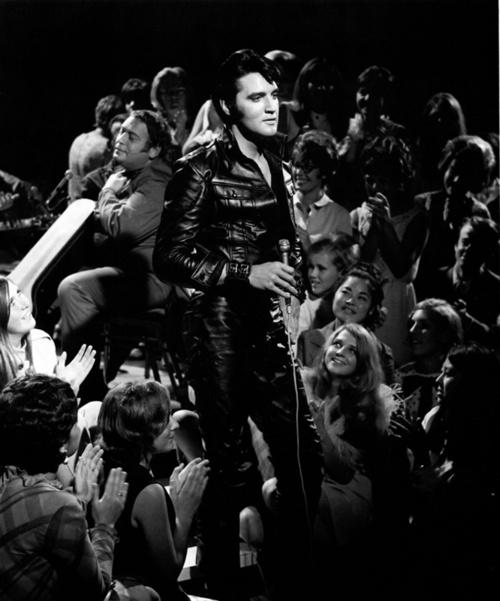 Elvis Presley 1968 comeback