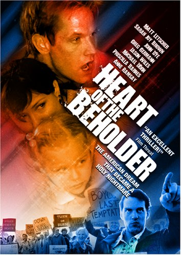 Heart Of The Beholder (2005) poster.