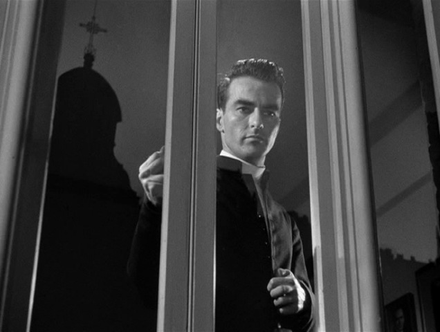 I Confess (1953 Alfred Hitchcock) Montgomery Clift