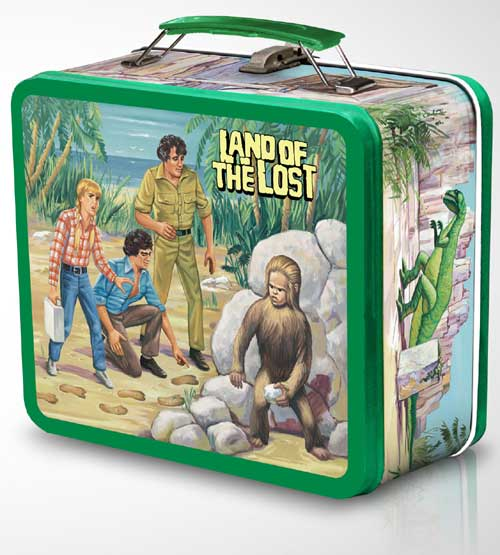 Land Of The Lost lunchbox