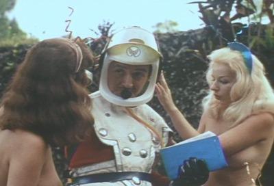 Nude On The Moon (1962 Doris Wishman)