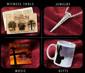 PASSION merchandise