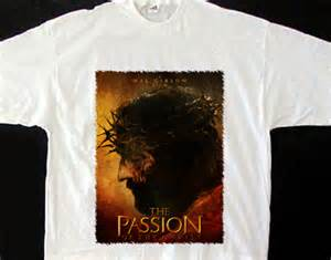 PASSION OF THE CHRIST TEE