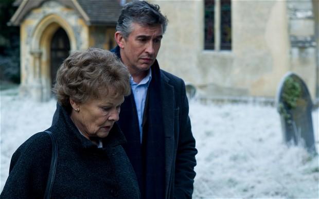 Philomena (2013) Judi Dench, Steve Coogan