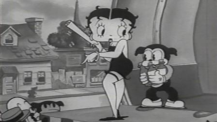 pre-code Betty Boop