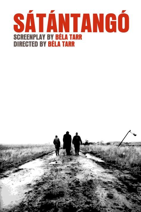 SATANTANGO (1994) theatrical release poster